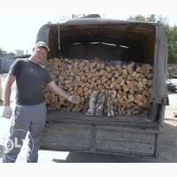 Дрова плотно уложены с доставкой Гостомель Киеву и Киевской области
