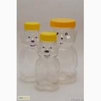 Баночка ПЭТ пищевая Медвежонок для меда и сладостей