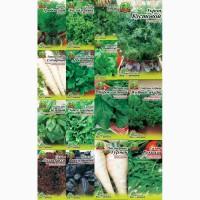 Предлагаем семена зелени от тм Eco-semena оптом