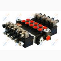 Моноблочный гидрораспределитель с электромагнитным управлением Z-80