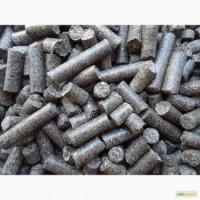 Производитель продаст брикеты из отходов подсолнечника