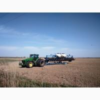 Послуги посіву: ячмінь, пшениця, соя, соняшник, кукурудза