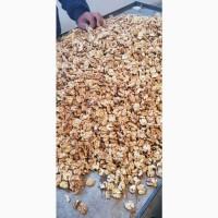 Грецкие орехи оптом кругляк бабочка половинка экстра