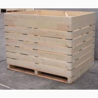 Дерев#039;яний ящик для овочів, дерев#039;яний контейнер овочевий