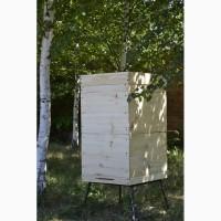 Ульи для пчел вертикального типа
