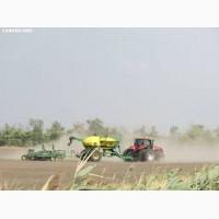 Проводим посев зерновых культур, сои, подсолнечника