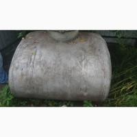 Алюминевая цистерна