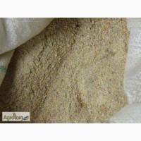 Дроблённое зерно, дерть, соя кукуруза