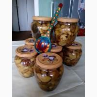 Продам грибы маринованные польские