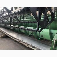 Жатки John Deere, жниварка зернова Джон Дір 625, жатка гідрофлекс