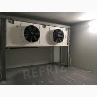 Обладнання шокової заморозки 40 кВт, нове за ціною бу