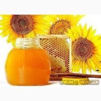 Продам натуральний соняшниковий мед 2020