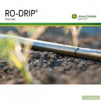 Применение капельной ленты RO-DRIP позволяет снизить эксплуатационные расходы