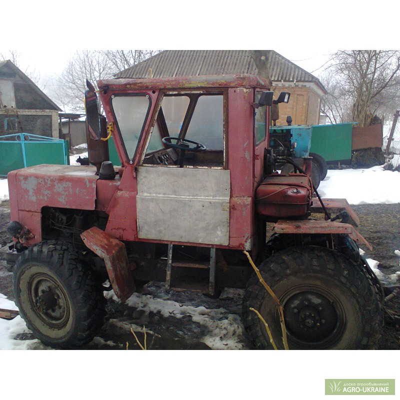 AUTO.RIA – Трактора Самодельный бу в Украине: купить.