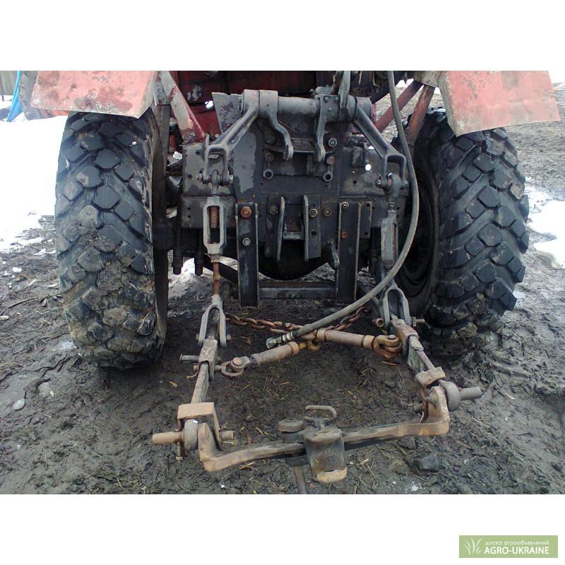 Трактора своими руками украина