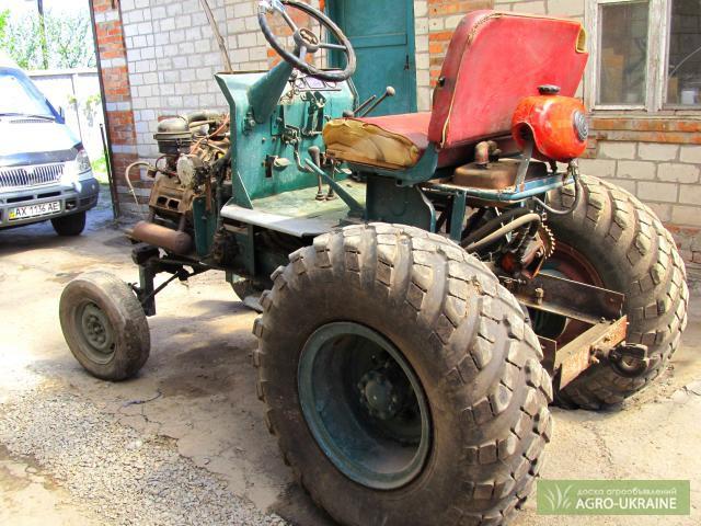 картинки трактор самодельный