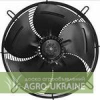 Вентилятор осевой SIGMA