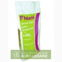 ПЕКАCИД – высококонцентрированное фосфорно-калийное удобрение для капельного полива