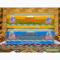 Масло сливочное Белорусское