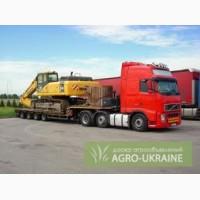 Негабаритные перевозки Киев, перевозка негабаритных грузов