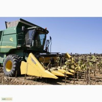 Услуги уборки урожая комбайнами по Украине