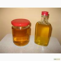 Продам лляну олію першого віджиму, без термічної обробки 0.5л