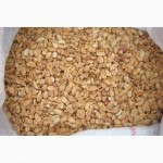 Арахис Индийский половинка жареный; арахис бланшированный