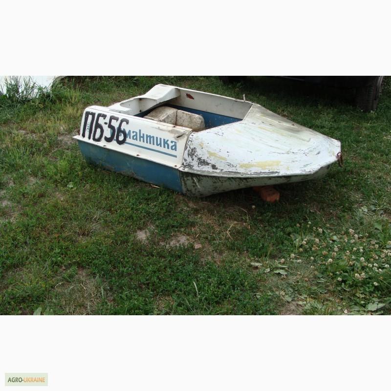 Купить продать лодку романтика