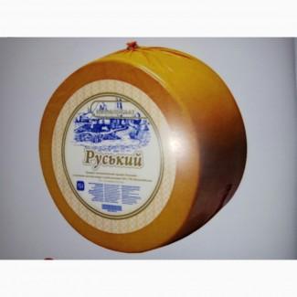 Сырный продукт Русский