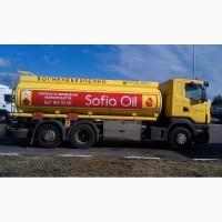 Продажа бензина и дизельного топлива