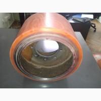 Відновлення поліуретанового покриття катків, коліс важкої та складської техніки