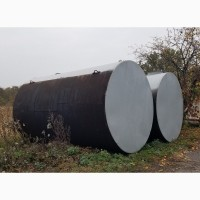 Емкость резервуар цистерна бочка металлическая 25 куб Доставка по Украине UA