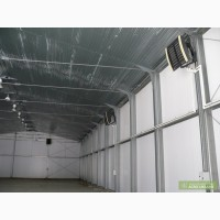 Отопление склада