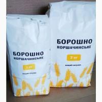 Продам фасованную пшеничную муку