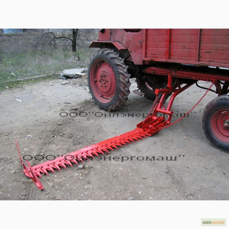 Косилка для трактора своими руками