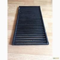 Чугунная решетка гриль для барбекю и мангала. Размеры 53.5 см х 28.5 см