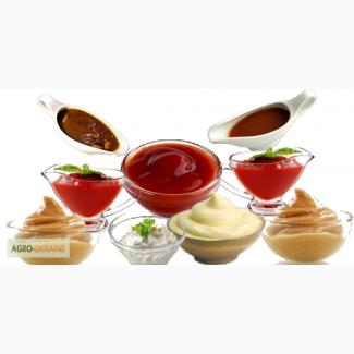 Соусы и горчица(производитель)