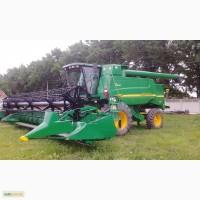 Оказываем услуги по уборке ранних зерновых, рапса, сои, подсолнечника, кукурузы