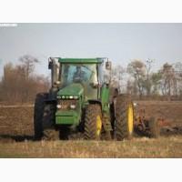 Услуги по культивации, вспашке, дисковки почвы