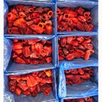 Замороженный красный перец(коробочка)
