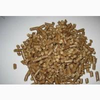 Древесные пеллеты сосна (А1) в мешках по 15 кг, доставка по территории Украины