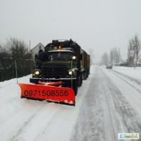 Продам отвал снегоуборочный ЗИЛ 131, МАЗ