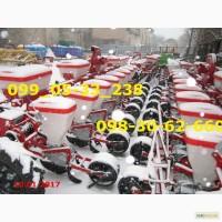 НИВА 12М(Система-контроля)+ упс 8 сеялка, купить сеялку УПС-8 как веста-8 червона НИВА12М