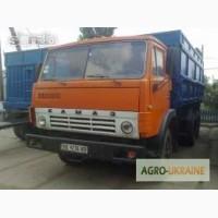 Транспортные перевозки зерновозами КАМАЗ