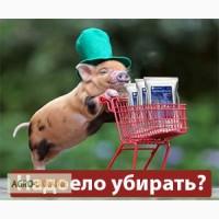 Ферментационная подстилка Нетто-Пласт в Украине(для кур, индюков, свиней, КРС)