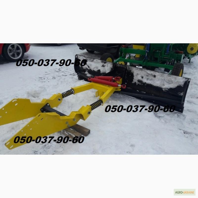 Уборка снега в томске трактором