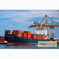 Контейнерные перевозки грузов(Зерно / Зернобобовые / Пшеница / Кукуруза / Подсолнечник )