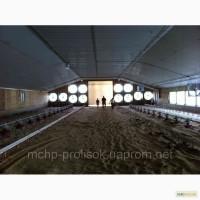 Проектирование систем микроклимата для птицеводства, монтаж оборудования
