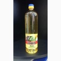 Продам рафинированное подсолнечное масло в 1 литровой ПЭТ бутылке