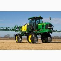 Оказываем услуги по опрыскиванию полей, внесению пестицидов, гербицидов, десикация